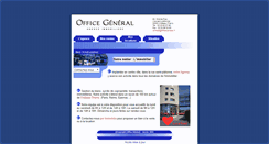 Preview of office-general.fr
